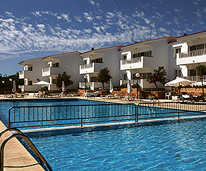 Los Naranjos Apartments, S'Algar