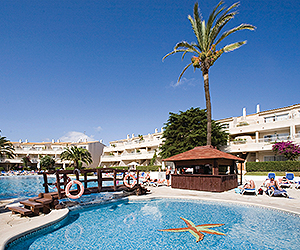 Stay at the Sunconnect Apartments Los Delfines, Cala n Forcat / Cala n Blanes with Sunway
