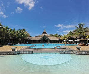 Stay at the Shandrani Resort & Spa, Mauritius with Sunway