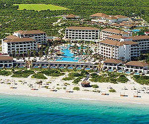 Stay at the Secrets Playa Mujeres Golf & Spa Resort, Mexico with Sunway
