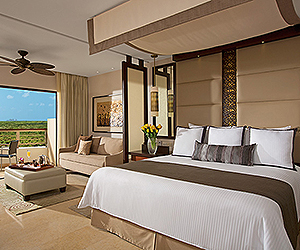 Mexico Accommodation - Secrets Playa Mujeres Golf & Spa Resort - Sunway.ie