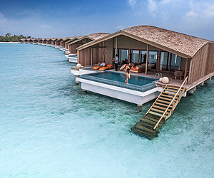 Stay at the Club Med Finolhu, Maldives with Sunway