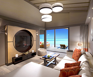 Maldives Accommodation - Club Med Finolhu - Sunway.ie