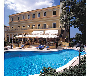 Stay at the Imperial Tramontano, Sorrento with Sunway
