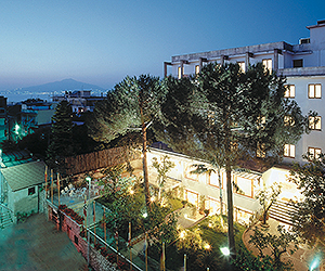 Stay at the Zi Teresa Hotel, Sorrento with Sunway