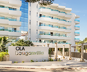 Stay at the Ola Bouganvillia Aparthotel, Santa Ponsa with Sunway