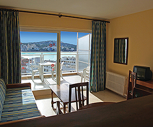 Santa Ponsa Accommodation - Deya Apartments - Sunway.ie