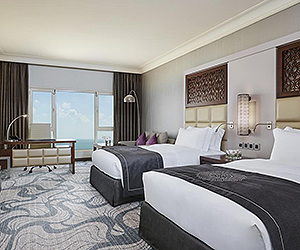 Doha Accommodation - InterContinental Doha - Sunway.ie