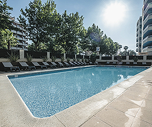 Stay at the Apartments California, Salou with Sunway