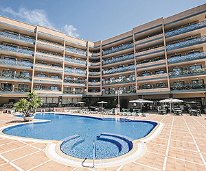 California Palace Hotel, Salou