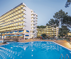 Marinada Hotel & Apartments, Salou