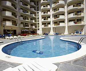 The Salou Suites Have Been Very Por With Irish Holidaymakers For Many Years And Are Centrally Located In Resort These Modest Apartments