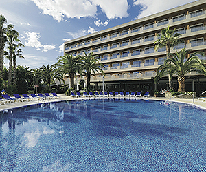 Stay at the H10 Vintage Salou, Salou with Sunway