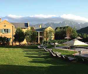 Cape Town & Winelands Accommodation - Franschoek Country House - Sunway.ie