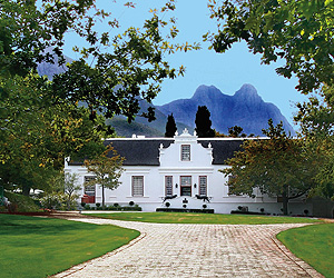Lanzerac Hotel & Spa, Cape Town & Winelands