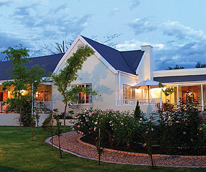 The Garden Route Accommodation - Rosenhof Country House - Sunway.ie