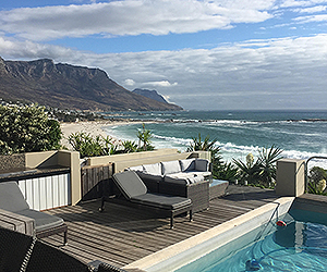 Stay at the The Beach House, Cape Town Private Villas with Sunway