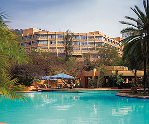 Stay at the Sun City Hotel, Sun City with Sunway