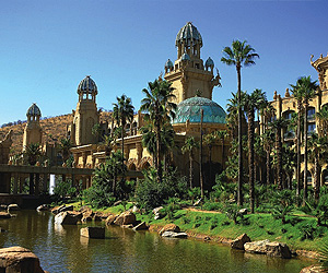 The Palace of the Lost City, Sun City