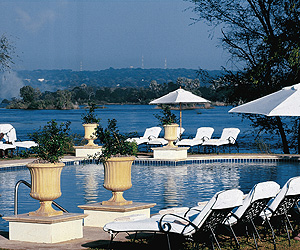 The Royal Livingstone, Victoria Falls and Zambia