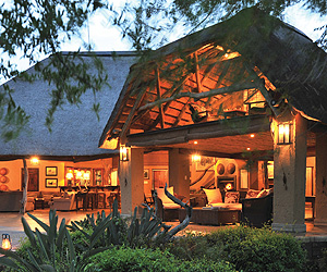 Savanna Private Game Reserve, Safari Lodges