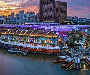 Singapore Accommodation - Furama Riverfront - Sunway.ie