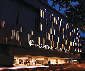 Book the Mandarin Orchard Hotel, Singapore - Sunway.ie