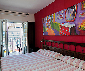 Sitges Town Accommodation - Hotel El Cid - Sunway.ie