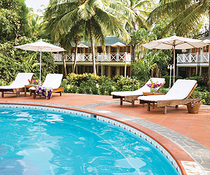 St. Lucia Accommodation - Sandals Halcyon Beach Saint Lucia - Sunway.ie
