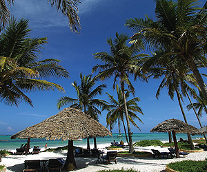 Stay at the Breezes Beach Club, Zanzibar with Sunway