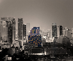 Stay at the AETAS Bangkok, Bangkok with Sunway