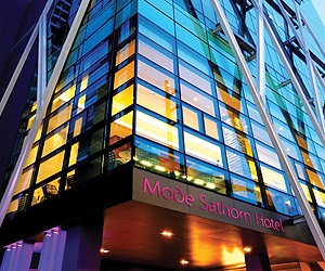 Stay at the Mode Sathorn Hotel, Bangkok with Sunway