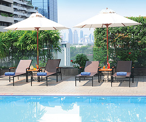 Stay at the Rembrandt Hotel & Suites, Bangkok with Sunway