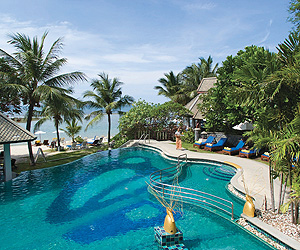 Stay at the Centara Villas Samui, Koh Samui with Sunway