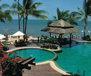 Nora Beach Resort Amp Spa Koh Samui Holiday Accommodation