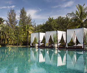 Stay at the The Sarojin, Khao Lak with Sunway