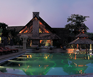 Stay at the Anantara Golden Triangle Resort & Spa, Chiang Rai with Sunway