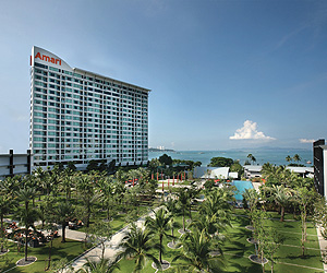 Stay at the Amari Orchid Resort & Tower, Pattaya with Sunway