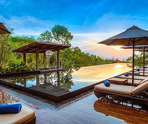 Stay at the Avista Hideaway Resort & Spa, Phuket with Sunway
