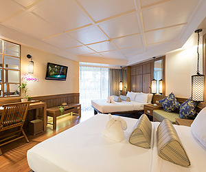Stay at the Katathani Hotel, Phuket with Sunway