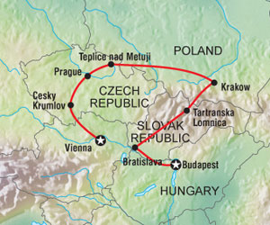 The Best Of Eastern Europe Adventure Tour Holiday And Travel Deals - Best europe tours