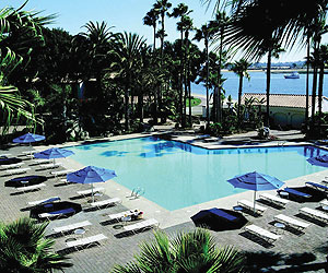 Stay at the Hilton San Diego Resort & Spa, San Diego with Sunway