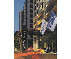 Los Angeles Downtown Accommodation - Kimpton Palamor - Sunway.ie