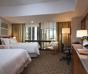 Stay at the Westin Bonaventure, Los Angeles Downtown with Sunway