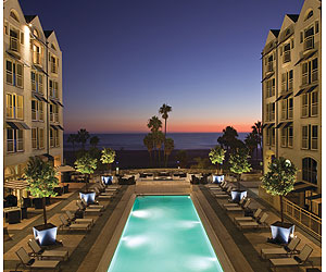 Stay at the Loews Santa Monica, Santa Monica with Sunway