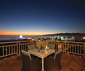 Santa Monica Accommodation - Loews Santa Monica - Sunway.ie