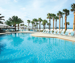 Hilton Clearwater Beach Resort, St. Pete / Clearwater