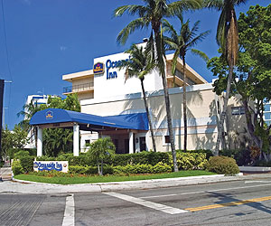 Best Western Oceanside Inn, Fort Lauderdale
