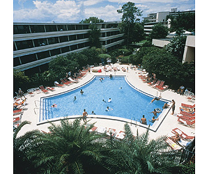 International Drive Accommodation - Rosen Inn at Pointe Orlando - Sunway.ie