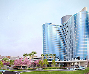 Stay at the Universal's Aventura Hotel, Universal Orlando Resort™ with Sunway